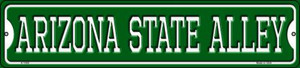 Arizona State Alley Wholesale Novelty Small Metal Street Sign K-1099