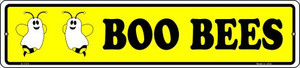 Boo Bees Wholesale Novelty Small Metal Street Sign K-1310