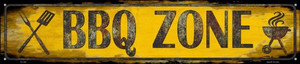 BBQ Zone Wholesale Novelty Metal Street Sign ST-728