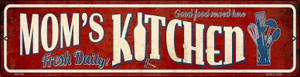 Moms Kitchen Wholesale Novelty Mini Metal Street Sign MK-789