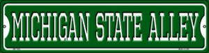 Michigan State Alley Wholesale Novelty Mini Metal Street Sign MK-1082