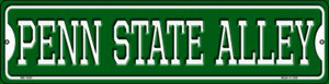 Penn State Alley Wholesale Novelty Mini Metal Street Sign MK-1090