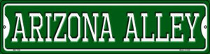 Arizona Alley Wholesale Novelty Mini Metal Street Sign MK-1100