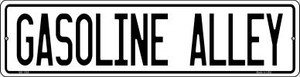 Gasoline Alley Wholesale Novelty Mini Metal Street Sign MK-1286