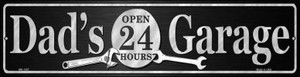 Dads Garage Wholesale Novelty Mini Metal Street Sign MK-1357
