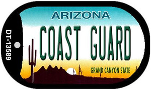 Coast Guard Arizona Wholesale Novelty Metal Dog Tag Necklace
