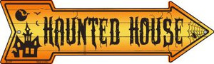 Haunted House Wholesale Novelty Mini Metal Arrow MA-271