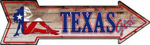 Texas Girl Wholesale Novelty Mini Metal Arrow MA-345