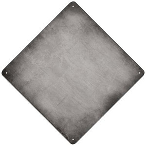 Gray Oil Rubbed Wholesale Novelty Mini Metal Crossing Sign MCX-009