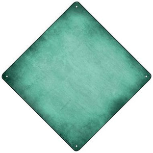 Mint Oil Rubbed Wholesale Novelty Mini Metal Crossing Sign MCX-016