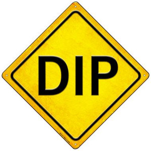 Dip Wholesale Novelty Mini Metal Crossing Sign MCX-577