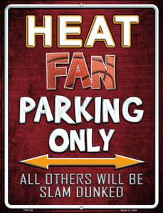 Heat Wholesale Novelty Mini Metal Parking Sign PM-248