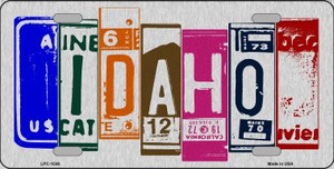 Idaho License Plate Art Wholesale Metal Novelty License Plate