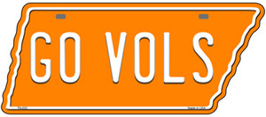 Go Vols Wholesale Novelty Metal Tennessee License Plate Tag TN-022