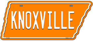 Knoxville Wholesale Novelty Metal Tennessee License Plate Tag TN-039