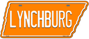 Lynchburg Wholesale Novelty Metal Tennessee License Plate Tag TN-052