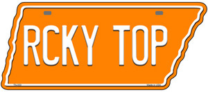 Rcky Top Wholesale Novelty Metal Tennessee License Plate Tag TN-053