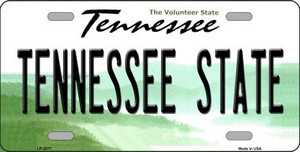 Tennessee State Novelty Wholesale Metal License Plate