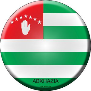 Abkhazia Country Wholesale Novelty Metal Circular Sign