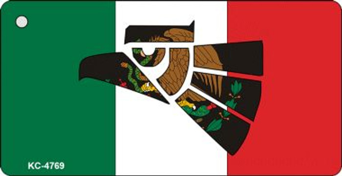 Made In Mexico Flag Wholesale Novelty Key Chain