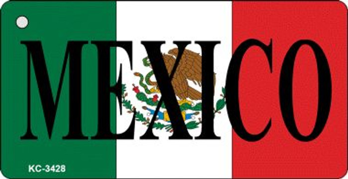 Mexico Flag Wholesale Novelty Key Chain