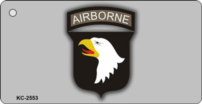 Airborne Eagle Wholesale Metal Novelty Key Chain