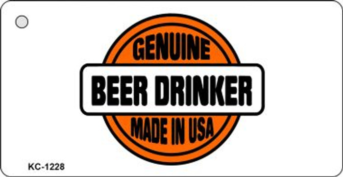 Beer Drinker Wholesale Novelty Key Chain