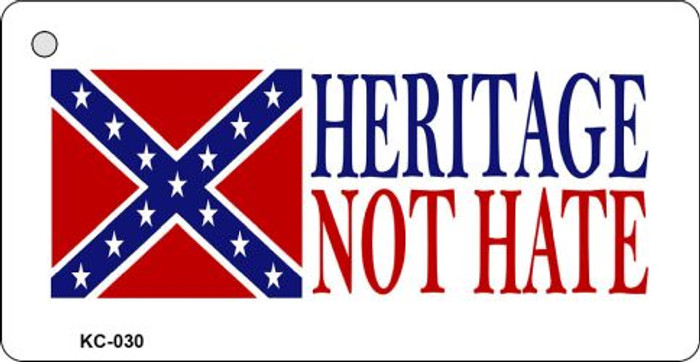 Heritage Not Hate Flag Wholesale Novelty Key Chain KC-030