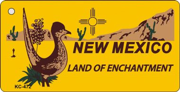 New Mexico Wholesale Novelty Key Chain