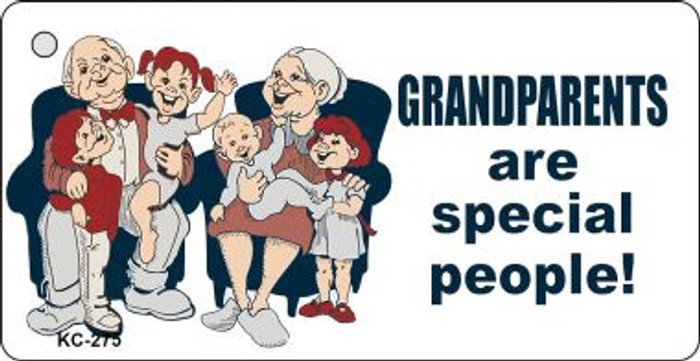 Grandparents Are Special Wholesale Novelty Key Chain