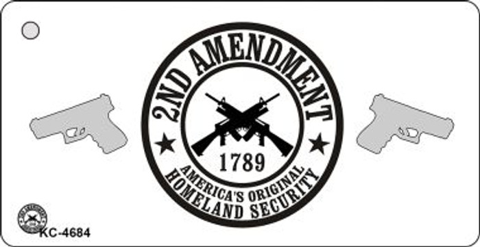 2nd Amendment Wholesale Novelty Key Chain