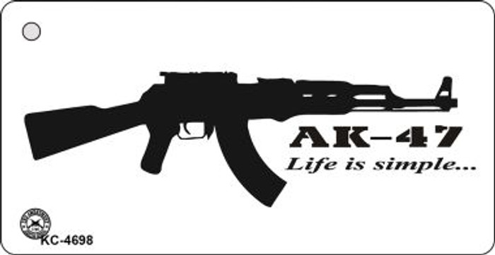 AK-47 Wholesale Novelty Key Chain