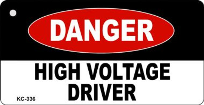 High Voltage Driver Wholesale Novelty Key Chain