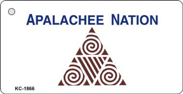 Apalachee Nation Wholesale Novelty Key Chain