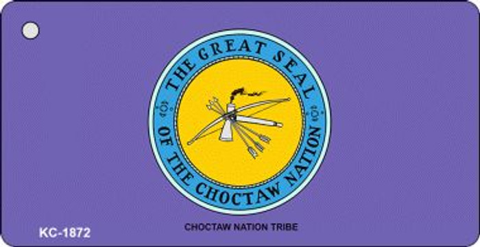 Choctaw Nation Tribe Wholesale Novelty Key Chain