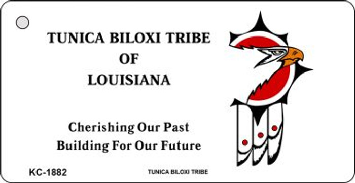 Tunica Biloxi Tribe Wholesale Novelty Key Chain