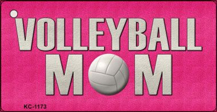 Volleyball Mom Wholesale Novelty Key Chain