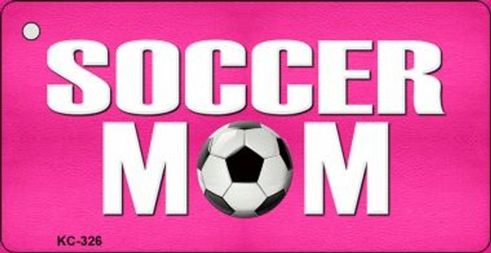 Soccer Mom Wholesale Novelty Key Chain