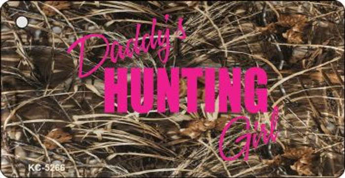 Daddys Hunting Girl Wholesale Novelty Key Chain