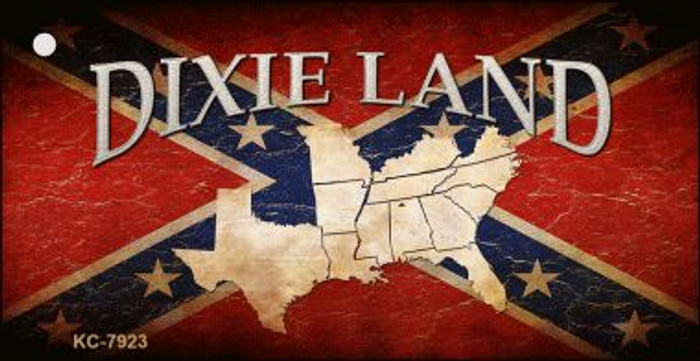 Dixie Land Wholesale Novelty Key Chain