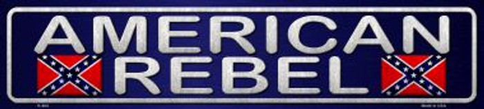 American Rebel Wholesale Novelty Metal Mini Street Sign