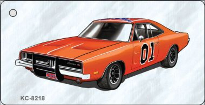 General Lee Charger Wholesale Novelty Key Chain