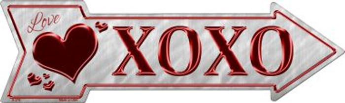 XOXO Wholesale Novelty Metal Arrow Sign