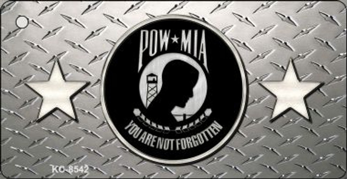 POW MIA Diamond Wholesale Novelty Key Chain
