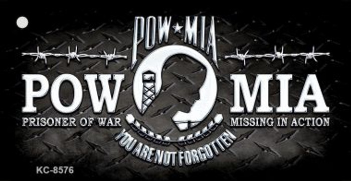 POW MIA Wholesale Novelty Key Chain