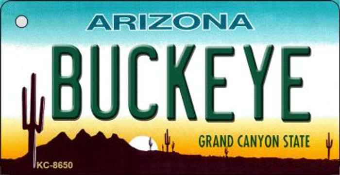 Buckeye Arizona Background Wholesale Novelty Key Chain