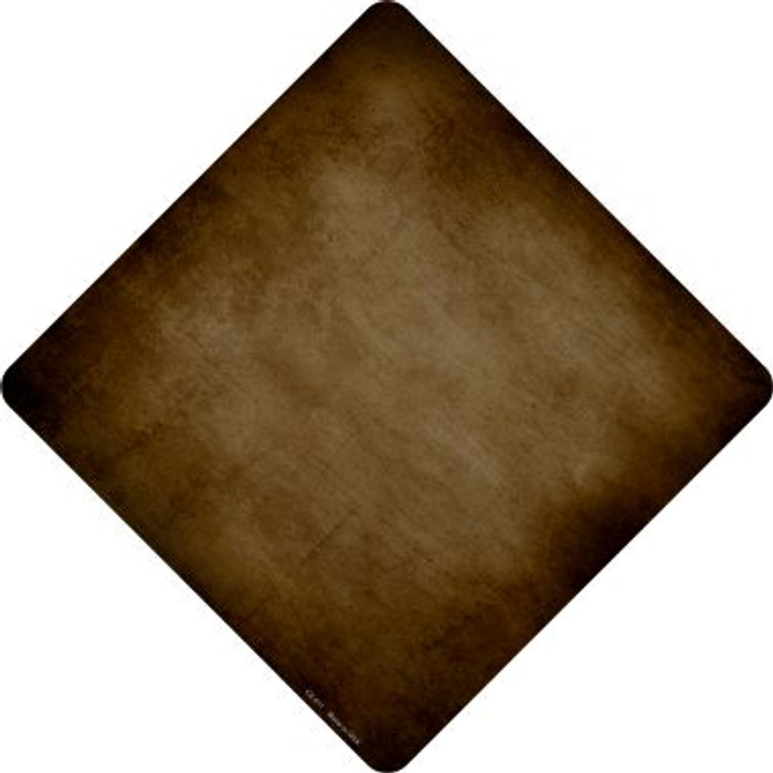 Brown Oil Rubbed Wholesale Novelty Metal Crossing Sign