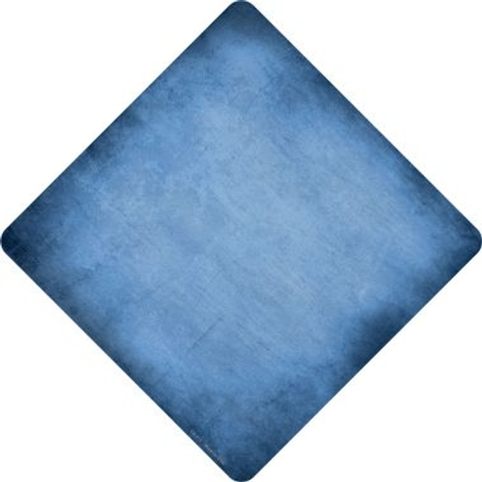 Light Blue Oil Rubbed Wholesale Novelty Metal Crossing Sign