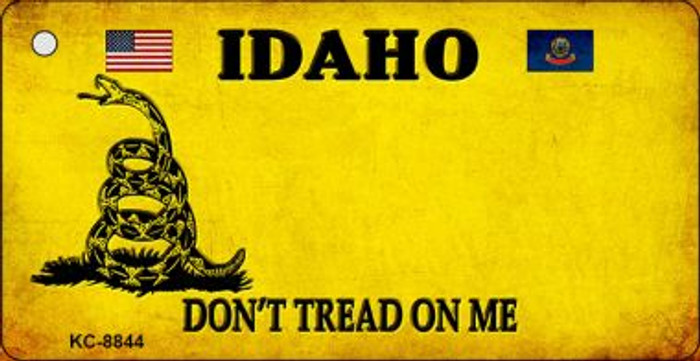 Idaho Dont Tread On Me Wholesale Novelty Key Chain