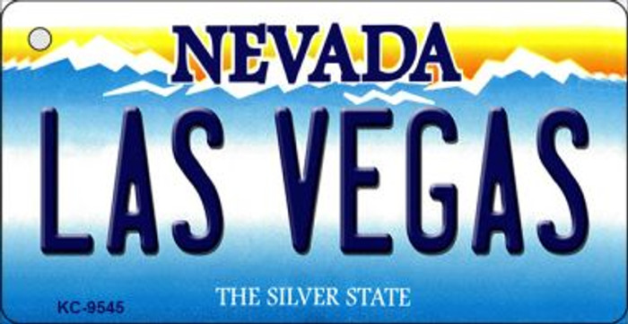 Las Vegas Nevada Background Wholesale Novelty Key Chain
